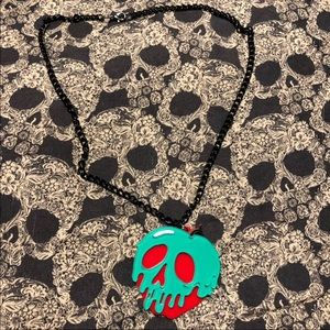 Poison Apple necklace